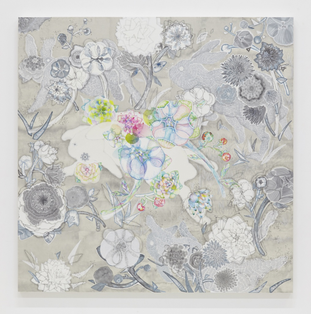Solo Exhibition Listening To The Sound Of Flowers Blooming